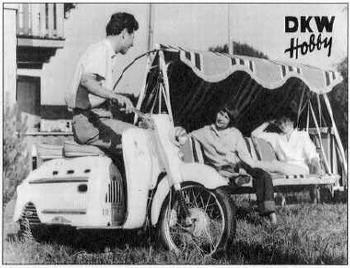 Dkw Hobby Werksarchiv 1955 Audi
