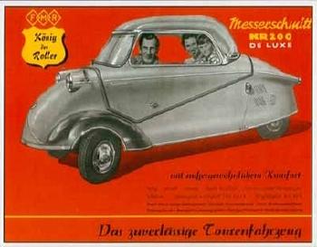 Messerschmitt Kr 200 De Luxe