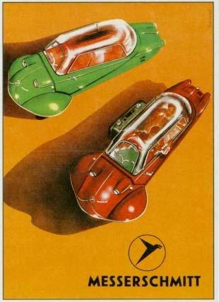 Messerschmitt-kabinenroller