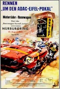 Nürburgring Adac Eifel-pokal 1959