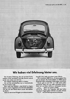 Vw Beetle 1965