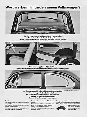 Vw Beetle 1964