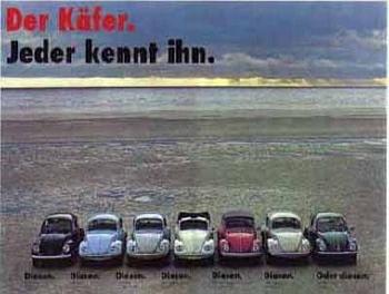 Vw Volkswagen Beetle 1969