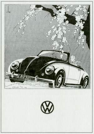 Vw Volkswagen Beetle Advertisement 1963