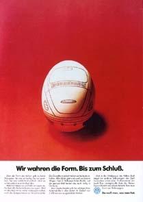 Vw Volkswagen Käfer Werbung 1984