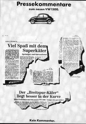 Vw-käfer 1966