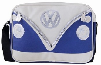 Vw Bulli T1 Tasche - Blau - Volkswagen