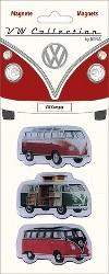 Vw Bulli T1 Magnetset - Campervan