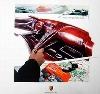 Design Studie Porsche Carrera Gt Show Car - Poster