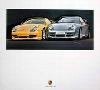 Porsche Design Study Porsche Gt3, Poster 2000