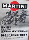 Original Renn 1969 Motodrom Niederrodenbach