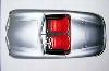 Poster 50 Years Of Porsche 1998, Porsche 356 Cabrio