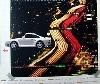 Poster 50 Years Of Porsche 1998, Porsche 959
