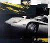 Poster 50 Years Of Porsche 1998, Porsche Gt1