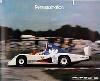 Porsche Original Showroom Poster 1979 - Porsche Werbung - Gut Erhalten