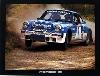 Porsche 911 Carrera Rs Turbo Poster. 1984