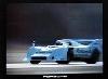 Porsche 917 Spyder Poster, 1984