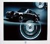 Porsche 911 Turbo Poster, 1986