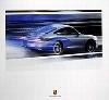 Porsche 911 Carrera Coupé, Poster 2001