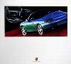 Porsche 911 Carrera Cabriolet, Poster 2001