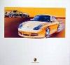 Porsche 911 Gt3, Poster 2001