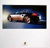 Porsche Boxster, Poster 2001