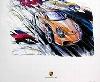 Porsche Boxster Study, Poster 2001