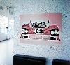 Porsche 917 / 20 - Sau 1971 Poster Im Poster, 2002