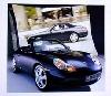 Porsche 911 Carrera 4 Cabriolet, Poster 1999