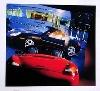 Porsche Boxster Poster, 1999