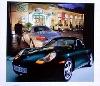 Porsche Boxster With Hardtop Poster, 1999