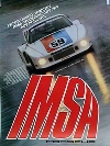 Porsche Original Rennplakat - Imsa - Mint
