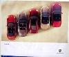 Porsche Original Werbeposter - Open 911 Cabriolet - Gut Erhalten
