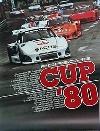Porsche Original Rennplakat 1980 - Porsche Cup - Leichte Gebrauchsspuren