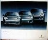 Porsche Original Werbeplakat - Boxster, 911, Cayenne - Gut Erhalten