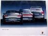 Porsche Original Porsche Werbeplakat - Cayenne, Boxster, 911, Carrera 4s - Leichte Gebrauchsspuren