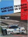 Porsche Original Triumph Wm-sieg In