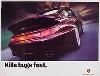 Porsche Turbo Poster - Kills Bugs Fast