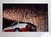 Porsche 924 Poster, 1980