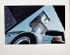 Porsche 911 Turbo Poster, 1981