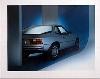 Porsche 924 Poster, 1983