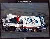 Rothmans-porsche 956. 24 Hours Le Mans 1982 - Poster