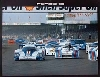 Rothmans-porsche 956. 6 Hours Silverstone 1982 - Poster
