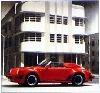 Porsche 911 Speedster, Poster 1989
