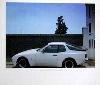 Porsche 924 Carrera Gt Poster, 1984