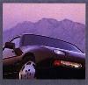 Porsche 928 S4 Poster, 1990