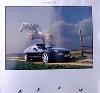 Porsche 928 Gts, Poster 1994