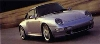 Porsche 911 Carrera 4s Poster, 1996