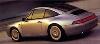 Porsche 911 Targa Poster, 1996