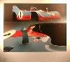 Porsche 908/03 Spyder 1970 Poster, 1985